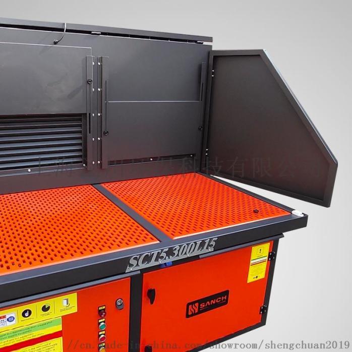 粉尘处理设备厂家直销 打磨除尘工作台可定制加工832823725