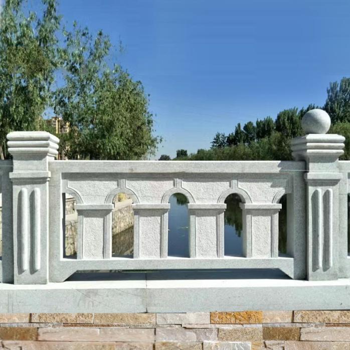 详述石雕栏杆的安装流程和厂家107005862