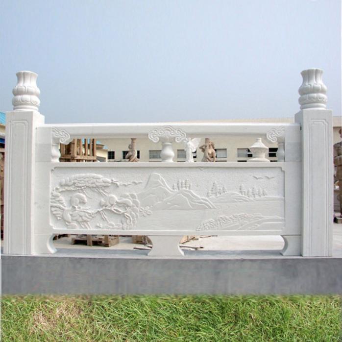 详述石雕栏杆的安装流程和厂家107005662