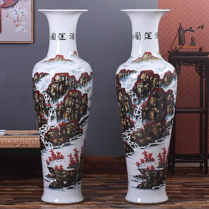 1.8米落地大花瓶定制厂家103091235