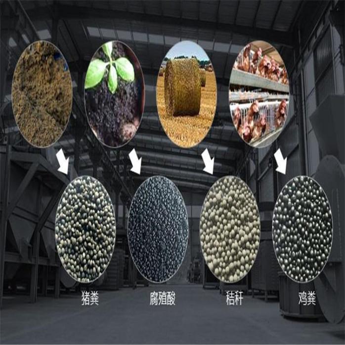 鸡粪有机肥生产线怎么做成有机肥供农民使用?827348062
