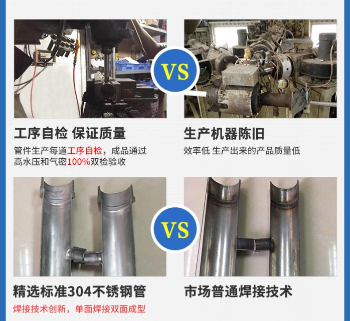 快接管件DN15-ND100等徑變徑直通不鏽鋼管件109322255