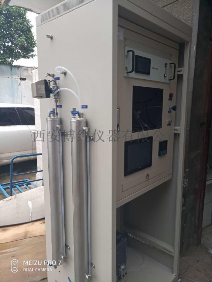 工业废气二氧化硫在线监测系统108844782