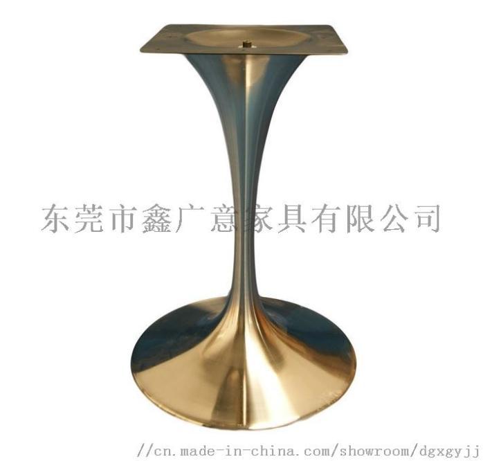 不锈钢底座、支架等家具部件定做找鑫广意家具厂109635525