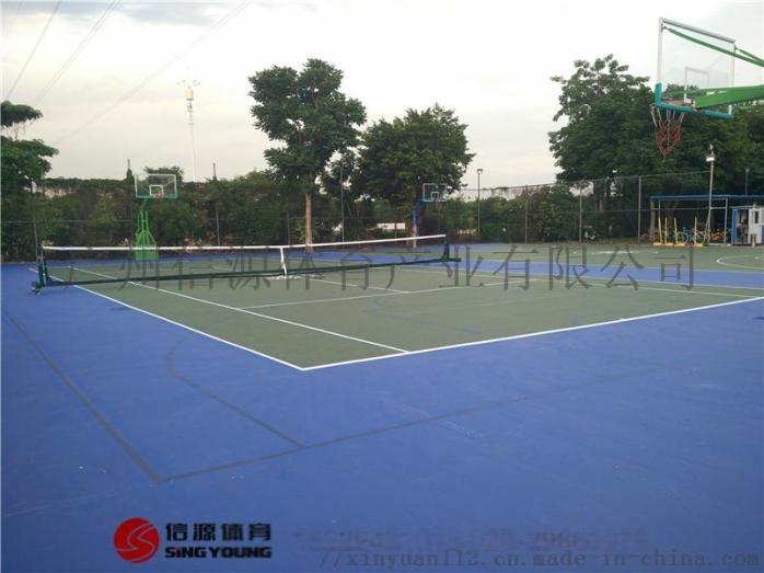 网球场施工建设厂家,专业标准网球场工程建设820965095