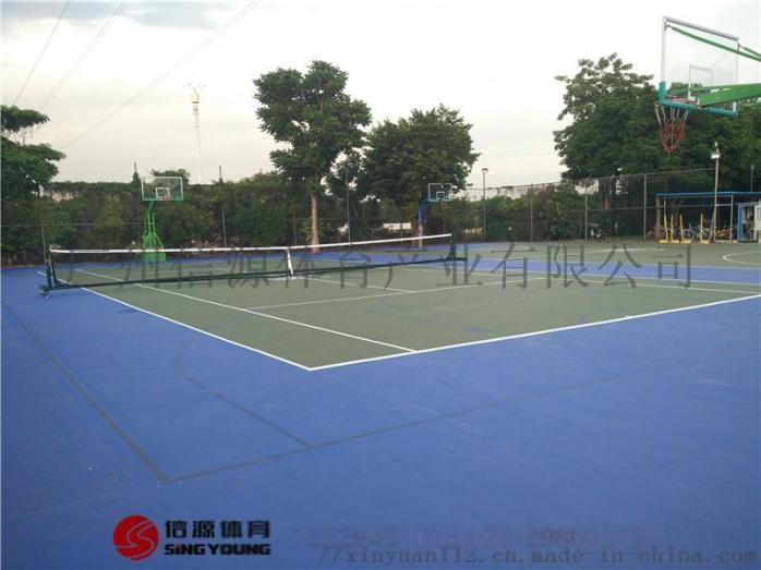 网球场施工建设厂家,专业标准网球场工程建设820965085