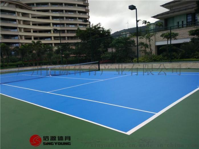 室内外网球场建设厂家及网球场建设费用820966895