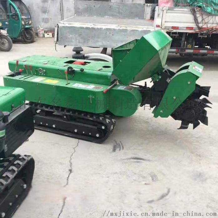 热销新型多功能履带旋耕机 座驾式履带旋耕机830692822