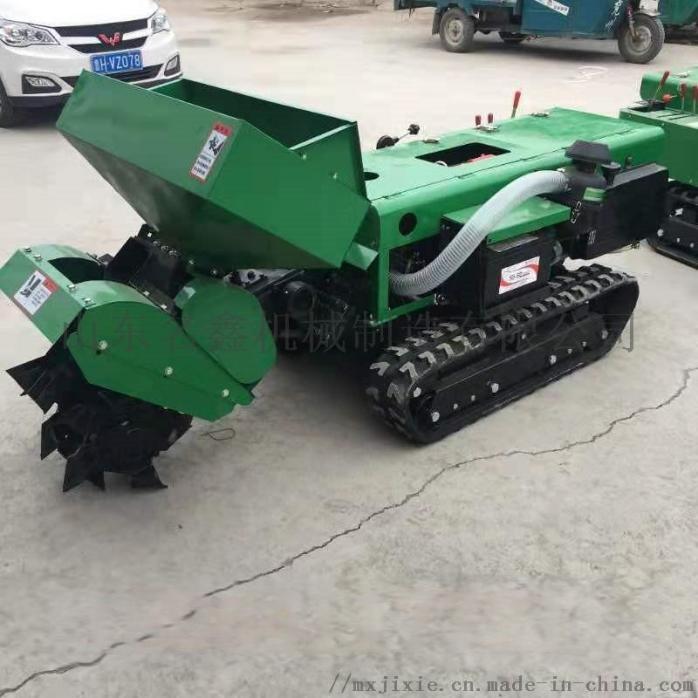 热销新型多功能履带旋耕机 座驾式履带旋耕机830692812