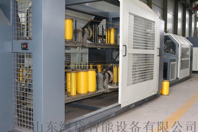 厂家直销出口涤纶塑料编织绳109042842