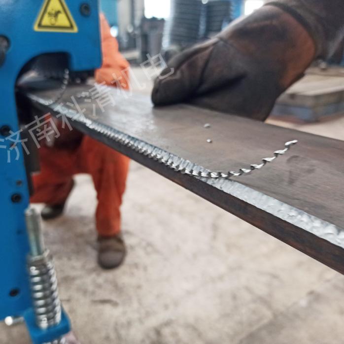 便捷式钢板坡口机全自动高效平板破口机831516542