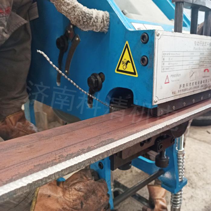 小型坡口机滚减式钢板坡口机平板倒角机831518872