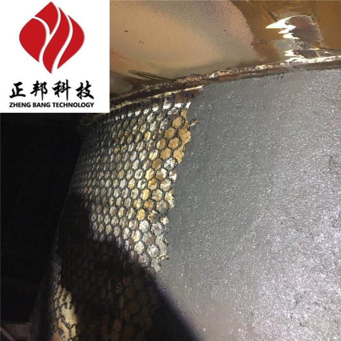 龟甲网防磨胶泥 高温耐磨胶泥899024285