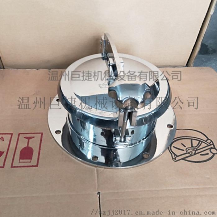 专业生产不锈钢下人孔 定做各种卫生级人孔107358905