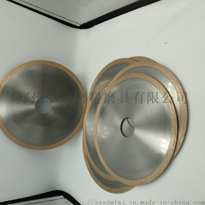 超薄烧结CBN轴承钢切割片切断片832895482