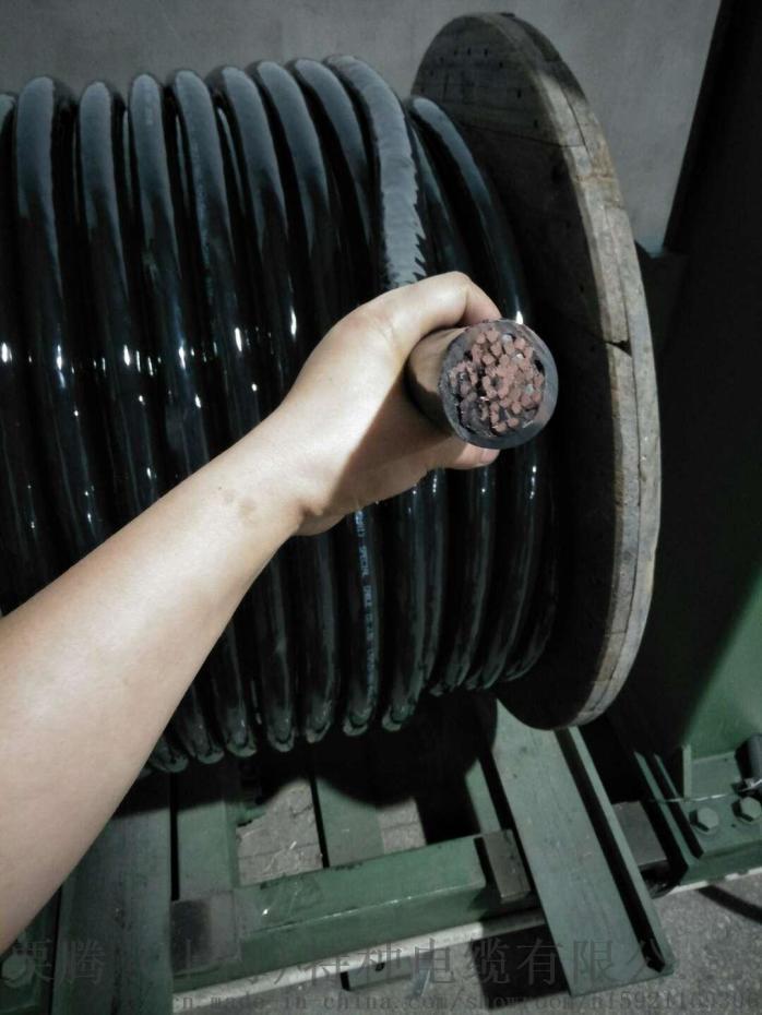 栗腾电缆厂销售订制港机PUR护套电缆110084465