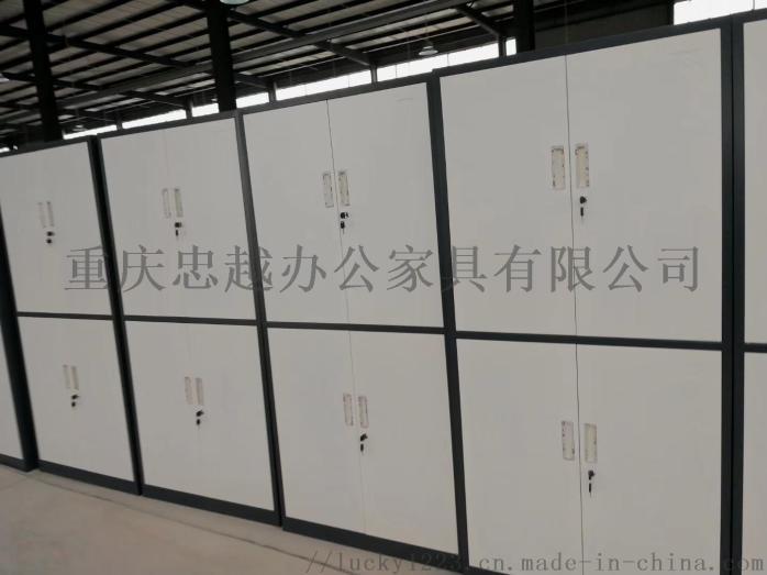重庆文件柜 铁皮柜子 办公铁柜 生产厂家110393955
