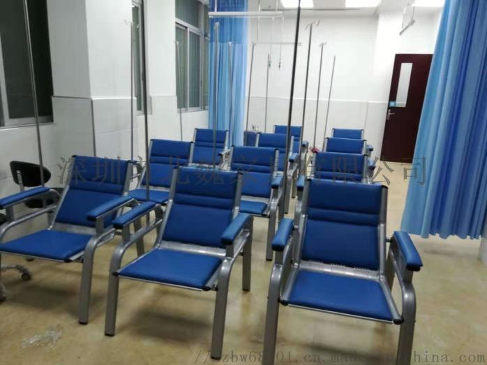 豪华钢制医用医疗输液椅SY011106085355
