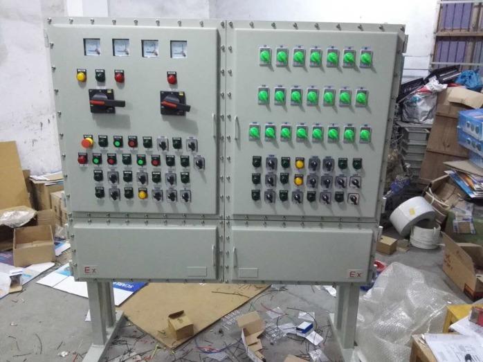 BXM(D)51防爆照明(动力)箱-控制箱配电箱111801022