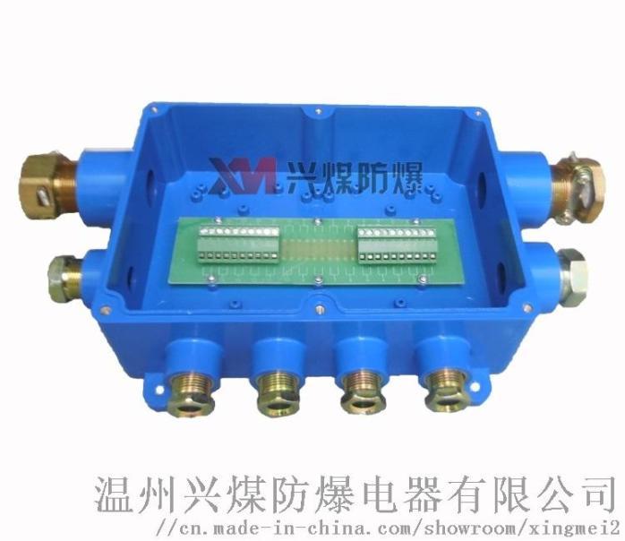 JHH-6通10对本安接线盒108428725