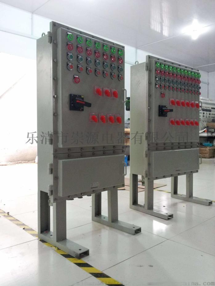 油田防爆动力配电箱BXM立式防爆接线箱控制箱厂家833972332