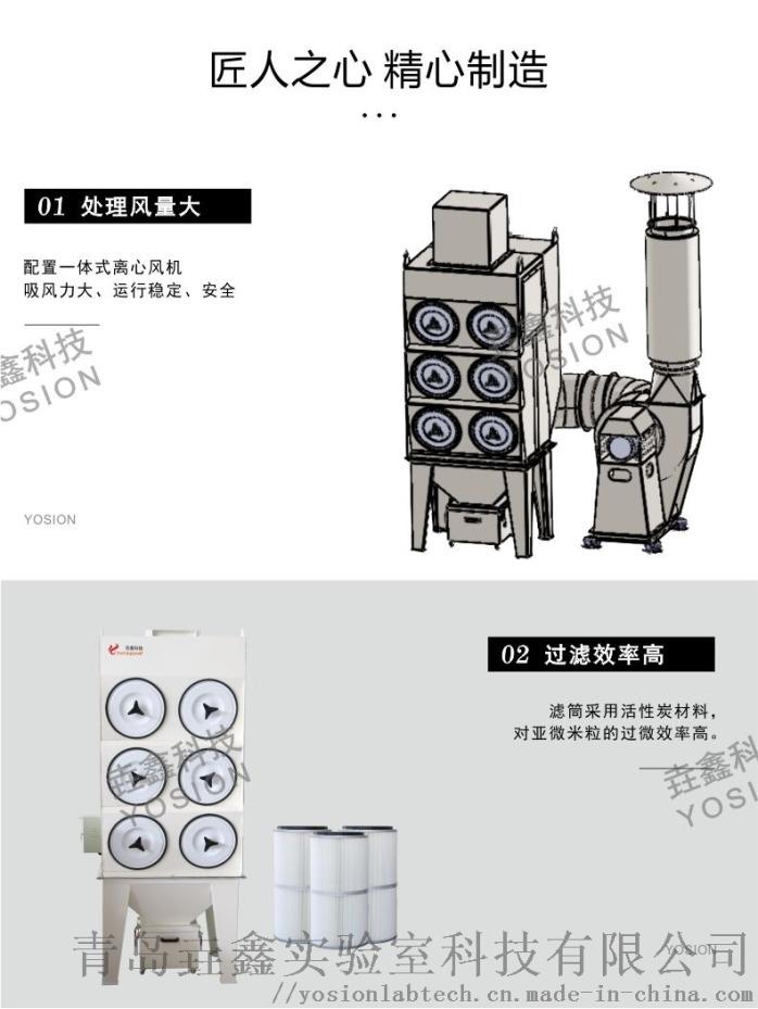 除尘系统3-青岛垚鑫科技www.yosionlab.com.jpg