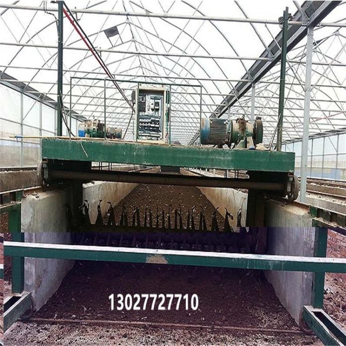 山西一套小型猪粪有机肥生产线配置 都有哪些设备组成137069425