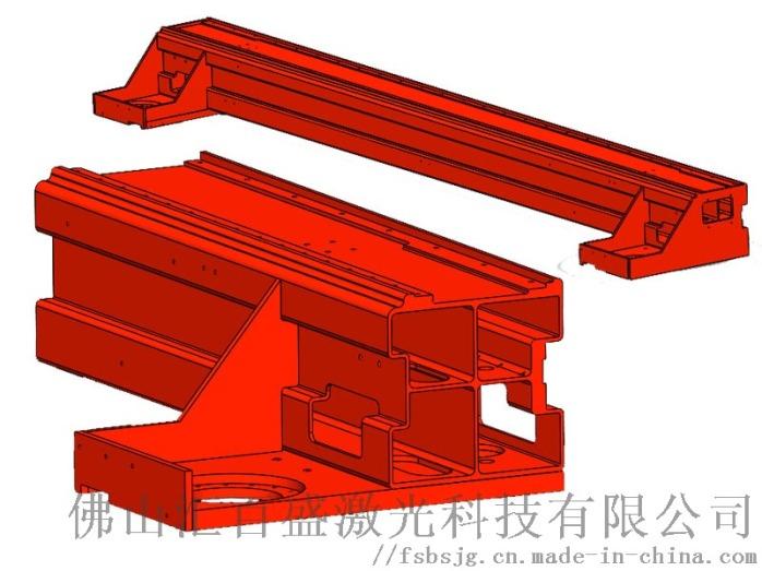激光切割机 光纤激光切割机 切割机厂家百盛激光111952712