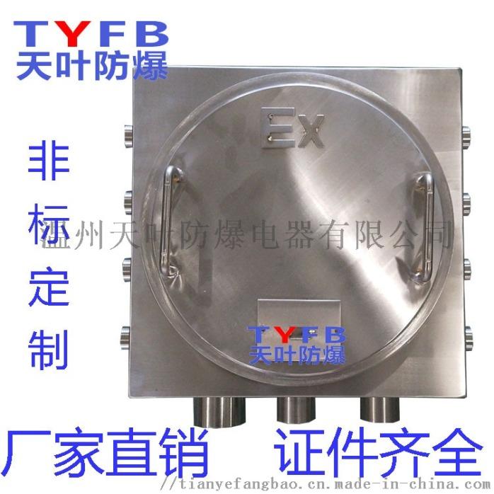 不锈钢防爆配电箱 定制各种304材质防爆配电柜838142552