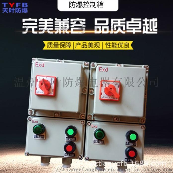 防爆控制箱25A铝合金防爆电源检修箱838319192