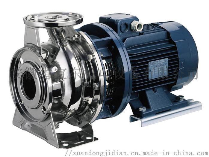 美国CHEMINEER循环泵5-VSV-F114122392