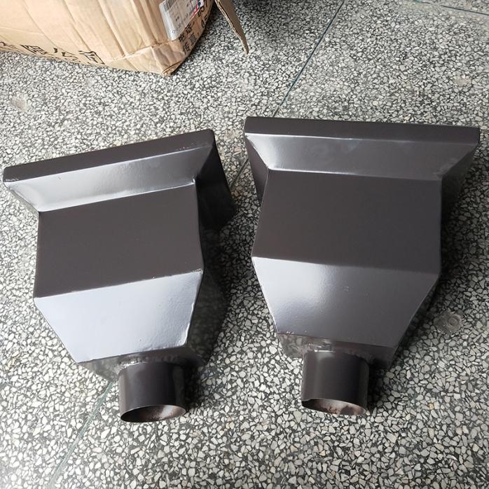 南京别墅铝合金方形落水管上门安装787490392