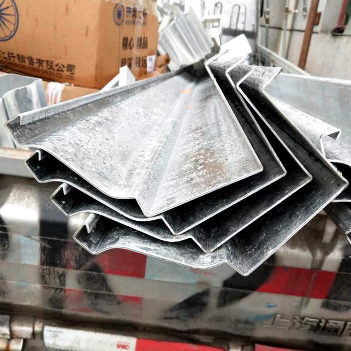 常州K型彩铝天沟雨水槽排水沟770185422