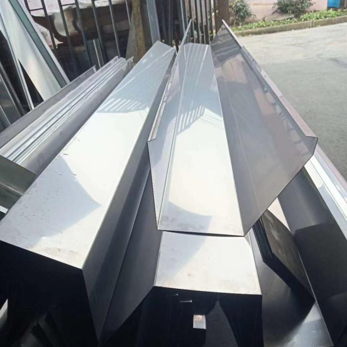常州K型彩铝天沟雨水槽排水沟770185402