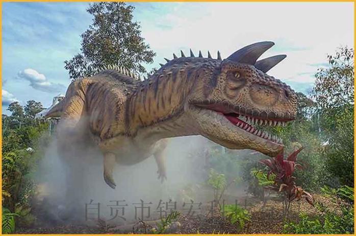 湖北仿真恐龙自贡市锦宏科技135588915