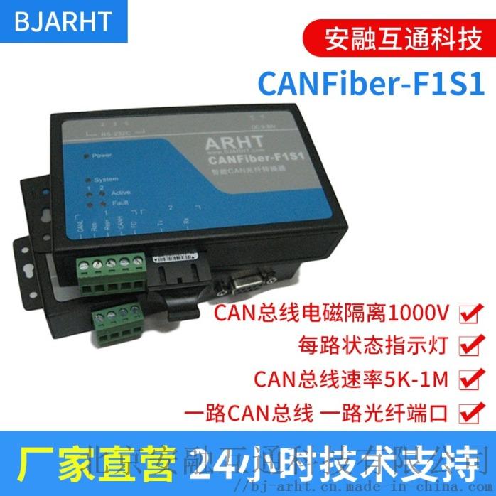 工业CAN光纤收发转换光端机840038172