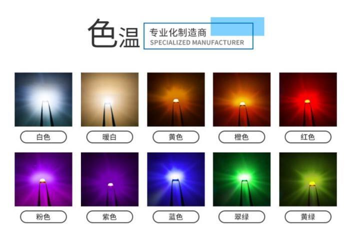 2835燈珠 白光 32-34lm光效175lm114905315