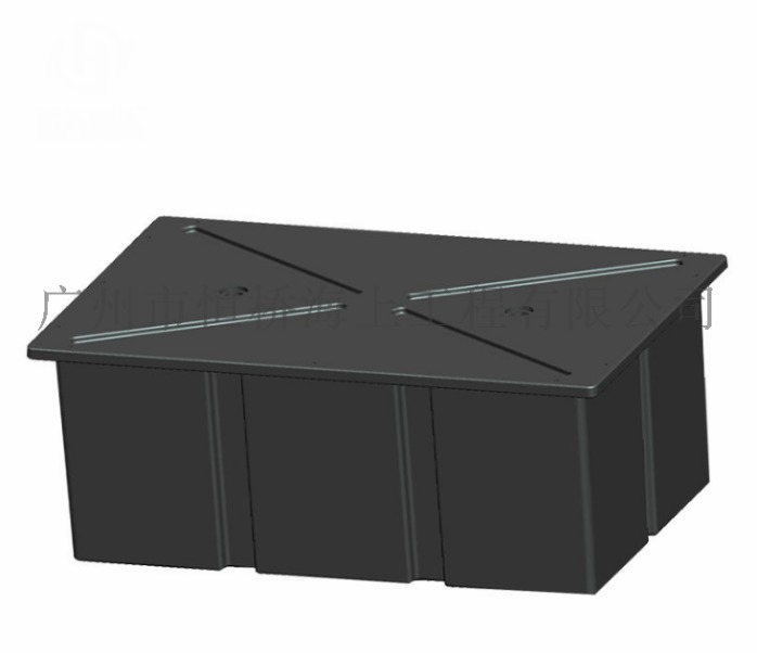 1200 X 800 X 600mm塑料浮箱115613695