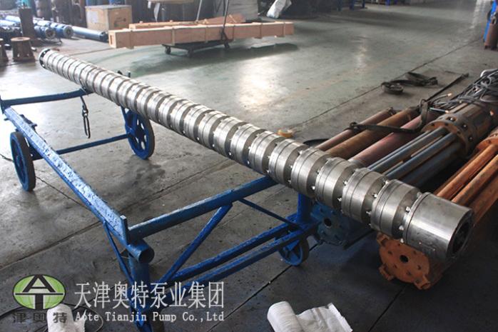 津奥特AT200QH不锈钢深井潜水泵价格\白钢潜水泵型号选择54505185