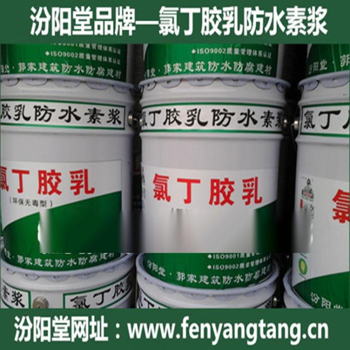 氯丁胶乳防水素浆高层建筑外墙防水氯丁胶乳防水素浆生产销售.jpg