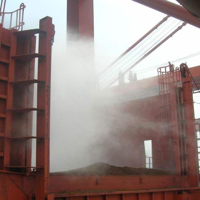 幹霧抑塵噴嘴 微米級廠房礦場卸煤除塵噴嘴噴頭117225842