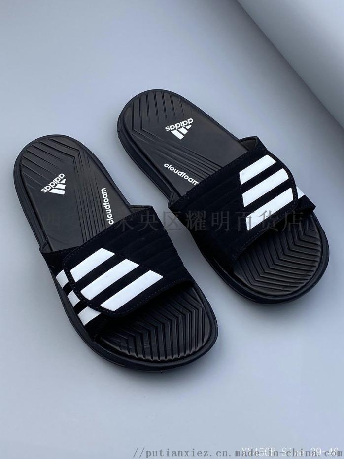 夏季运动拖鞋沙滩户外人字拖男女情侣耐磨拖鞋一件代发843751822