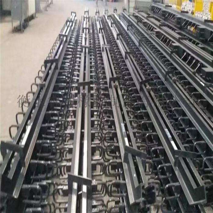 睿智40型板式伸缩缝 工程用弹性橡胶伸缩缝安装要求847830532