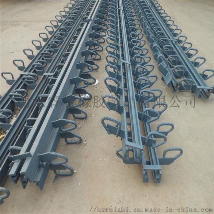 睿智40型板式伸缩缝 工程用弹性橡胶伸缩缝安装要求847830542