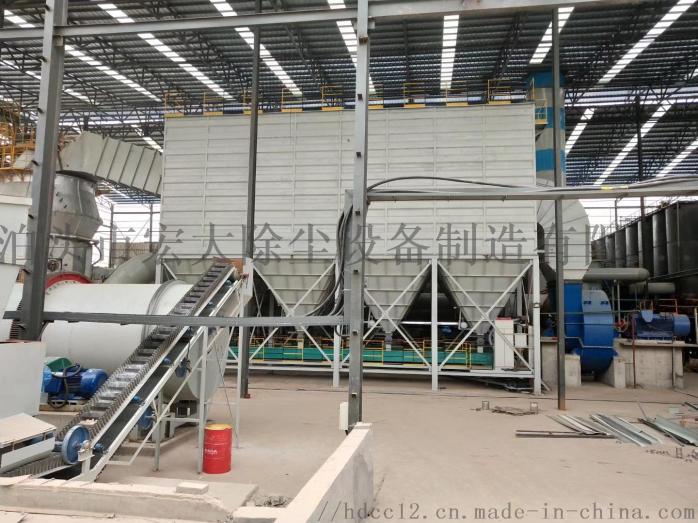宏大直销 不锈钢脉冲袋式除尘器 大型工业袋式除尘器847838892