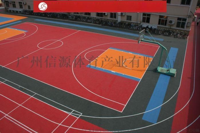 懸浮地板籃球場-專業可拆卸懸浮地板籃球場鋪設866373095