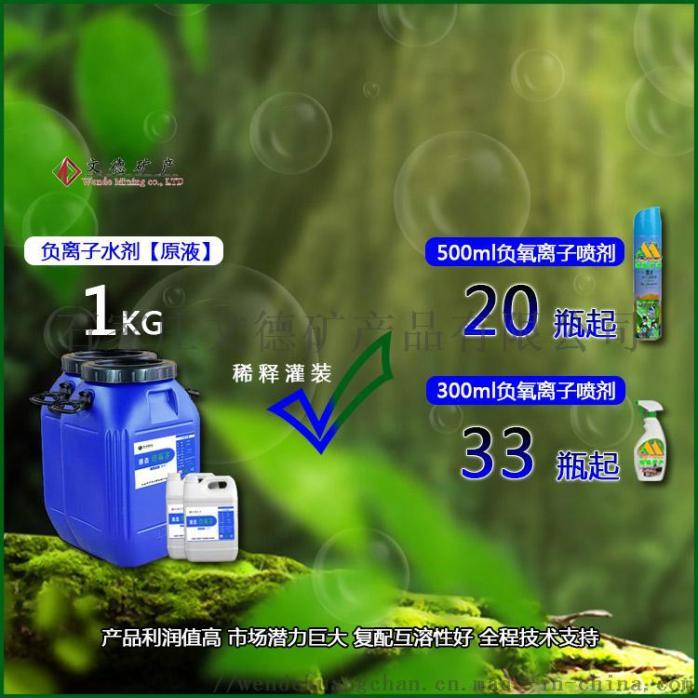 负氧离子水剂除甲醛,室内空气治理,甲醛检测流程119514065