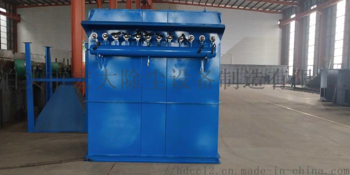 陕西咸阳沥青搅拌站专用DMC-36型仓顶脉冲除尘器848408552