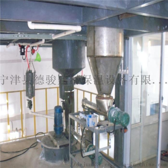 改性水泥發泡保溫板設備全自動化 一體切割設備97928405