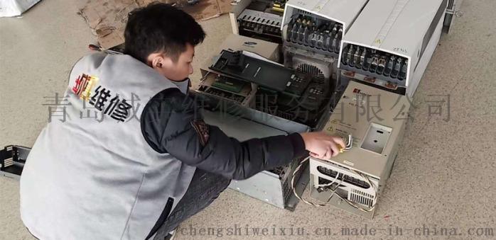 城实维修提供西门子变频器维修完成后上电前检测方法107409745